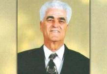 Morre pastor Salatiel Fidélis de Souza, vítima da Covid-19