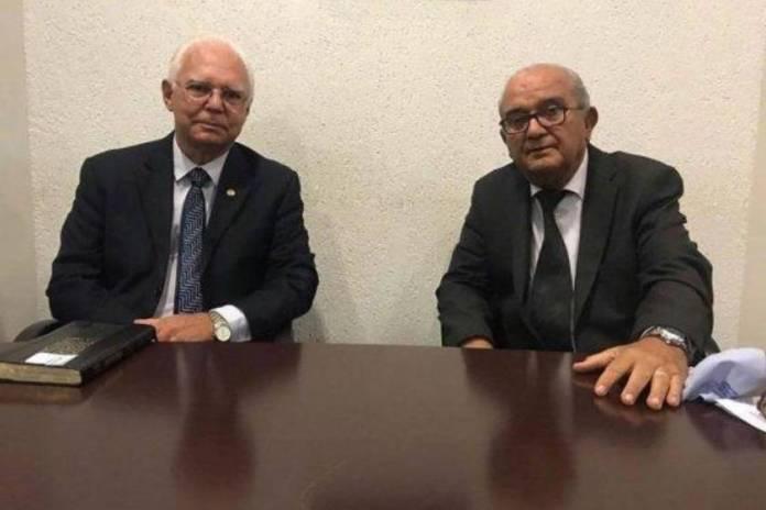 Pastor Silas Paulo de Souza é eleito presidente da Assembleia de Deus em Cuiabá