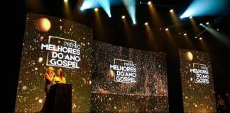 A 4ª edição do 'Prêmio Melhores do Ano Gospel' será transmitida via Live