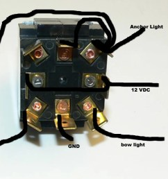 marine navigation lights wiring diagram 39 wiring [ 1000 x 909 Pixel ]