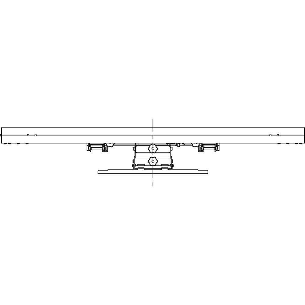 USER MANUAL Panasonic Wall Mounting Bracket for TH-55LFV8