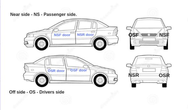 Toyota Corolla Hatchback Rear centre seatbelt 73350-02040