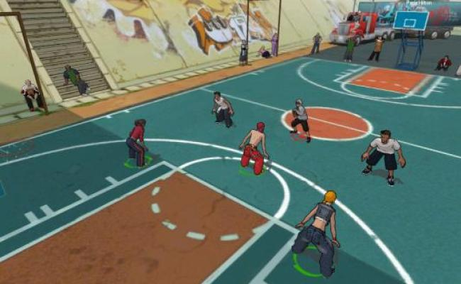 Free Style Street Basketball Play Basketball Games Online