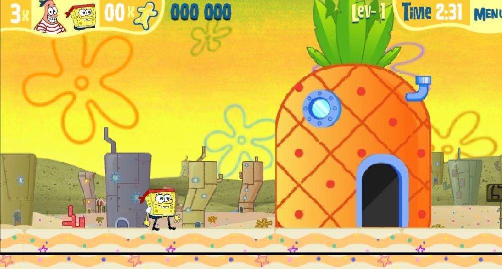 spongebob squarepants play free
