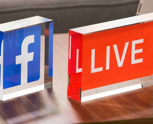 image of Social Media Management using Facebook Live