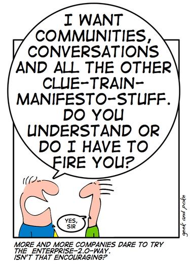 Friday Funnies: Enterprise 2.0