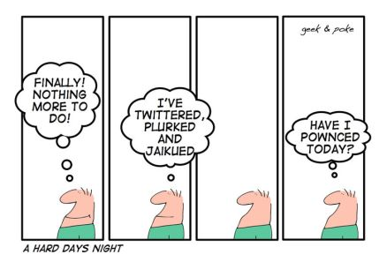 Friday Funnies A Hard Days Night