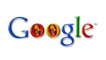 Google Halloween logo