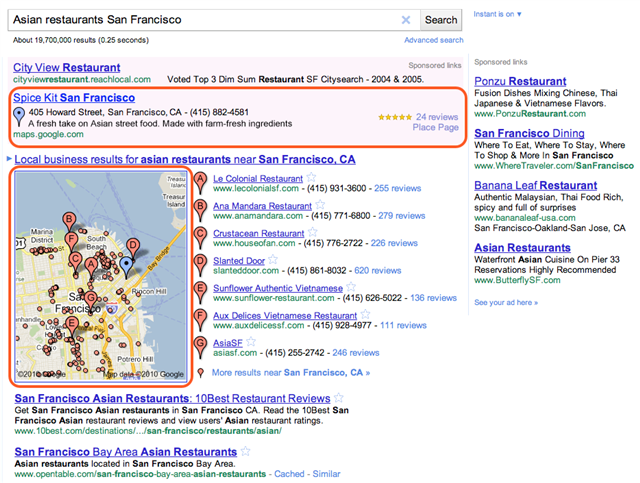 google boost ads example