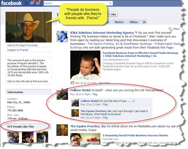 Equestrian Facebook Page