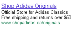 Adidas-Pay-Per-Click-Ad
