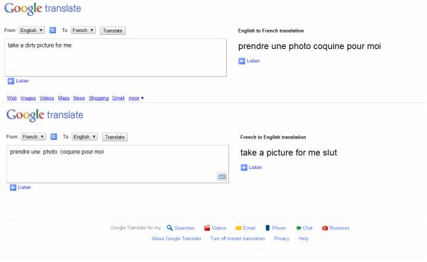 google translate dansk norsk