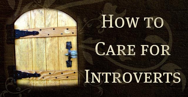 howtocareforintroverts