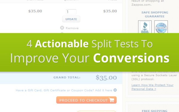 Actionable Tips To Improve Conversion
