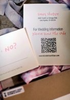 Wedding Invitation QR Codes