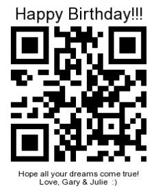 5 Great Practical Uses for QR Codes | Greeting Cards