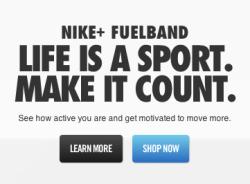 Nike Fuelband Copy