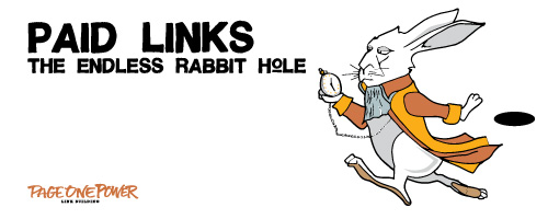 PAid Links - The Endless Rabbit Hole