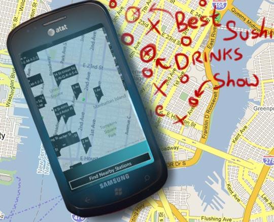 Maps App SEO Melbourne