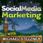 Keri Jaehnig of Idea Girl Media showcases the Social Media Marketing Podcast with Michael Stelzner for Search Engine People