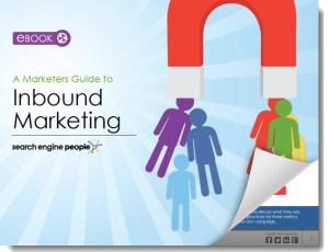 Marketers guide inbound marketing