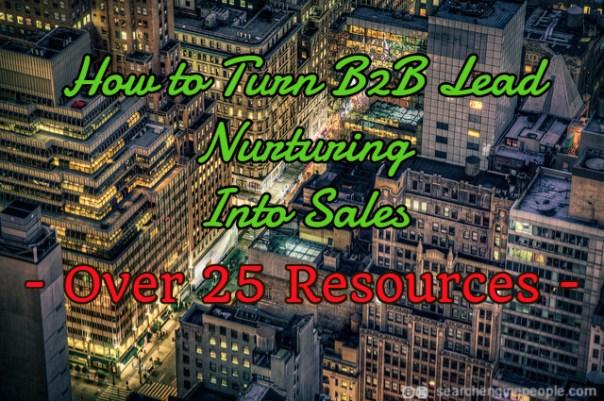 b2b-nurture-sales