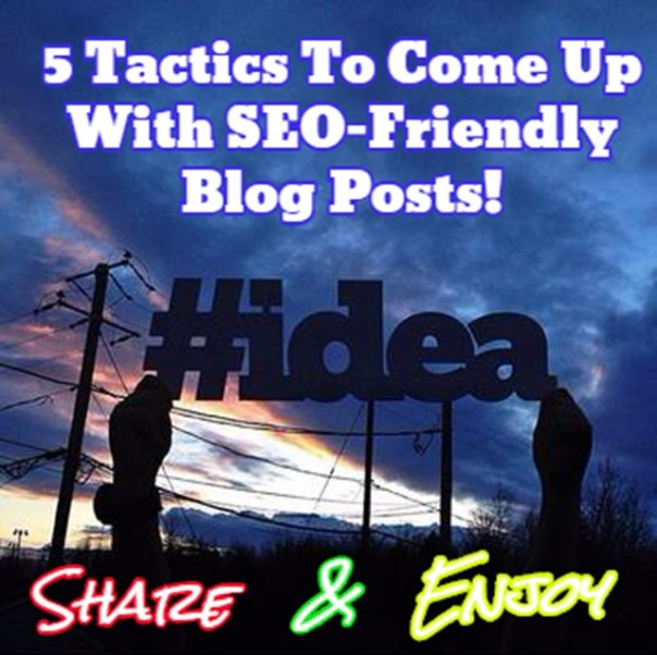 seo-friendly-blog-ideas