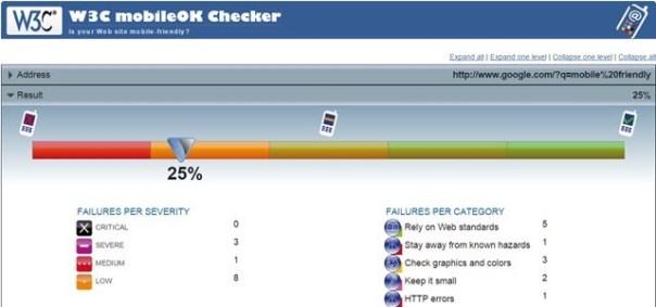 w3c-mobile-checker
