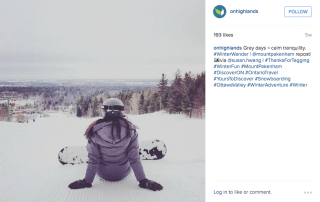 instagram marketing case study