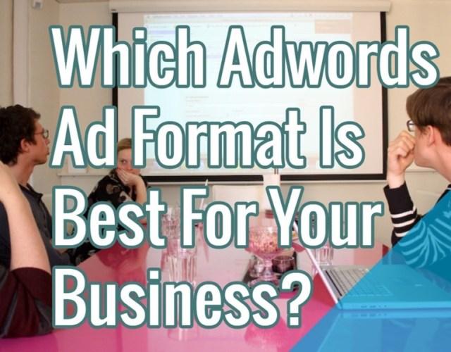 best-adwords-format