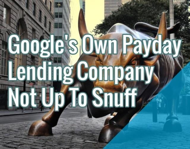 google-payday-company