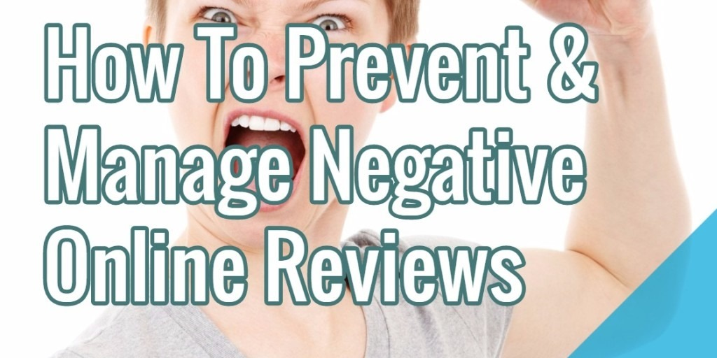Image result for manage negative reviews