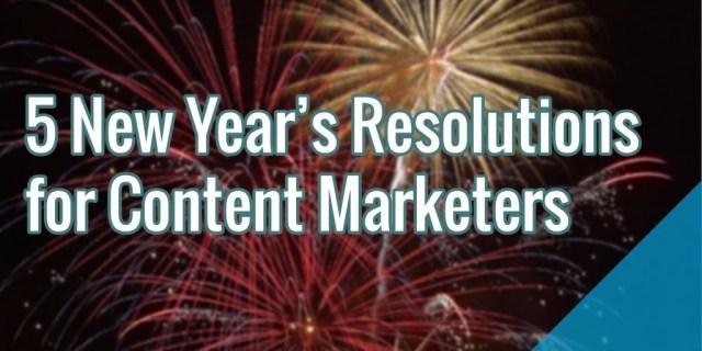 content-marketing-resolutions
