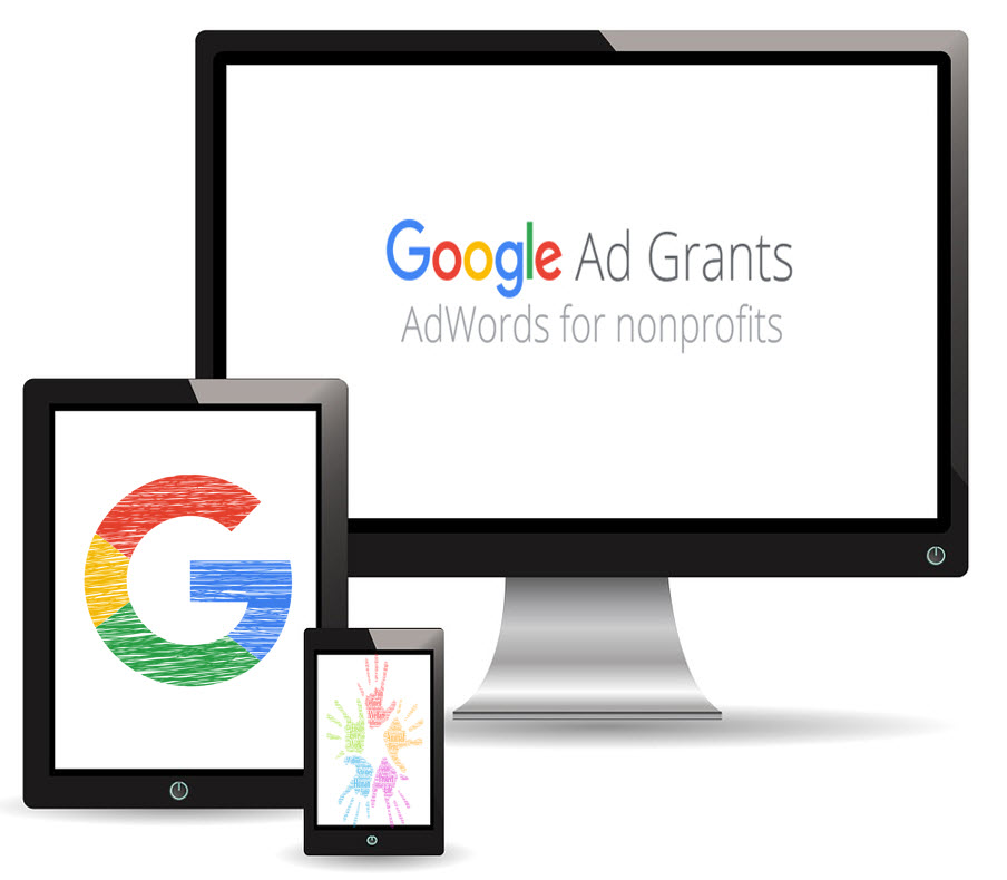 Google for Nonprofits Canada Google AdWords Grant Management Agency