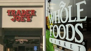 trader joes and whole foods
