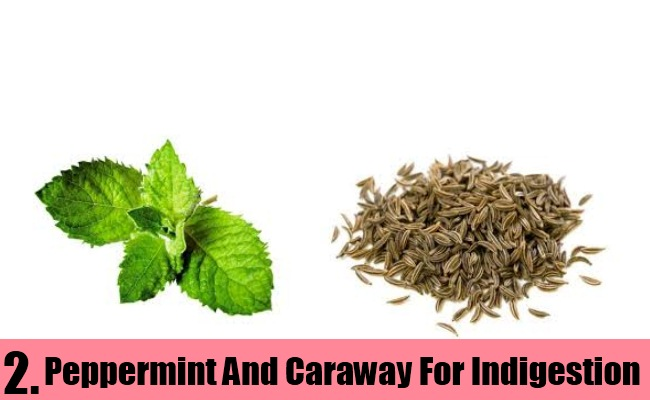Peppermint And Caraway