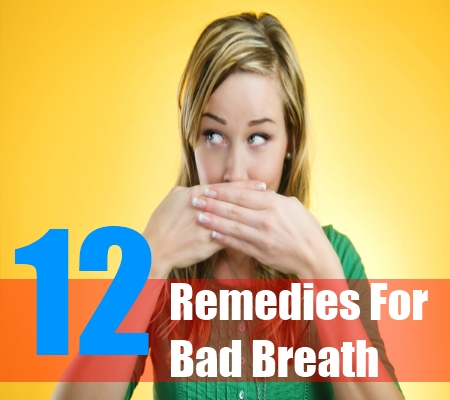 Best Natural Way To Get Rid Of Bad Breath