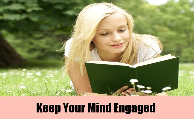 Keep Your Mind Engaged