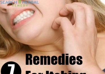 7 Remedies For Itching