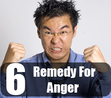 Remedy For Anger