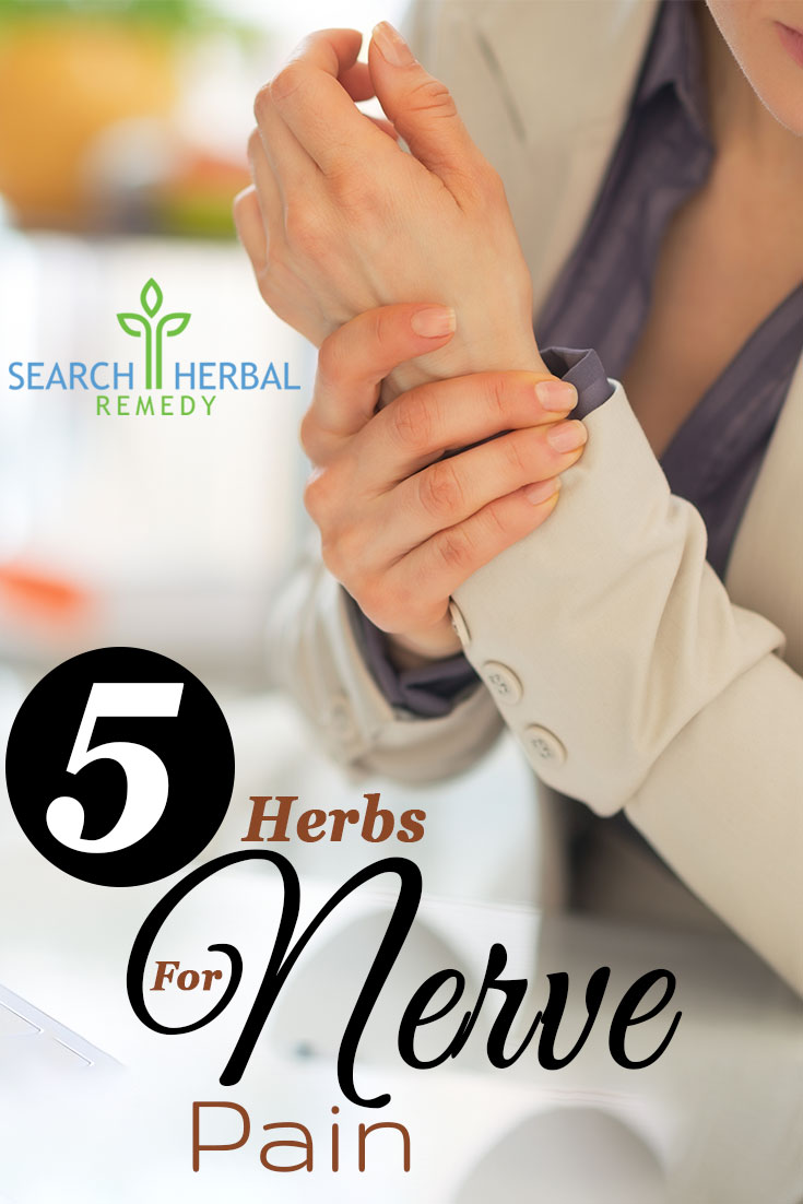 5-herbs-for-nerve-pain