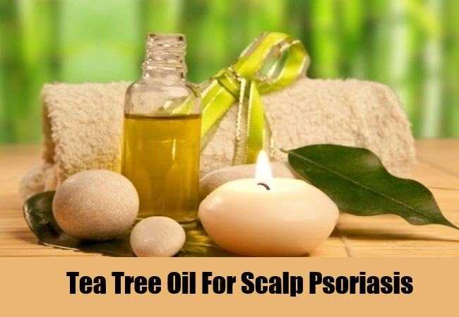Tea Tree Oil For Scalp Psoriasis