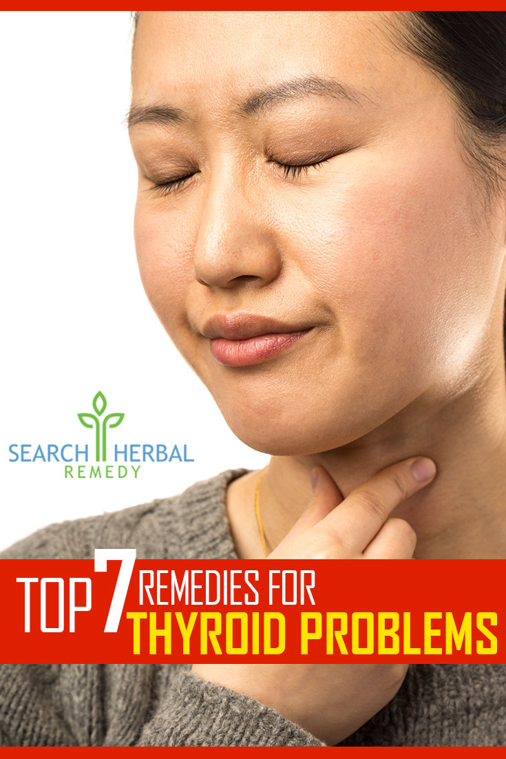 how to fix thyroid problems naturally