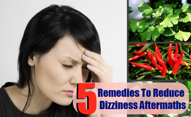 5 Remedies To Reduce Dizziness Aftermaths