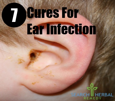7 Cures For Ear Infection