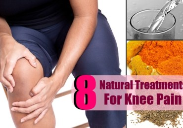 8 Natural Treatments For Knee Pain