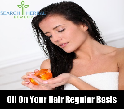 Oil Your hair