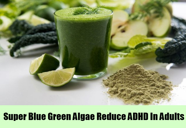 Super Blue Green Algae