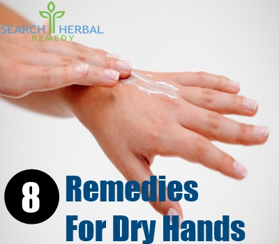 cure for dry cracked hands