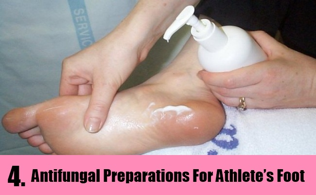 5 Home Remedies For Treating Athlete S Foot Natural